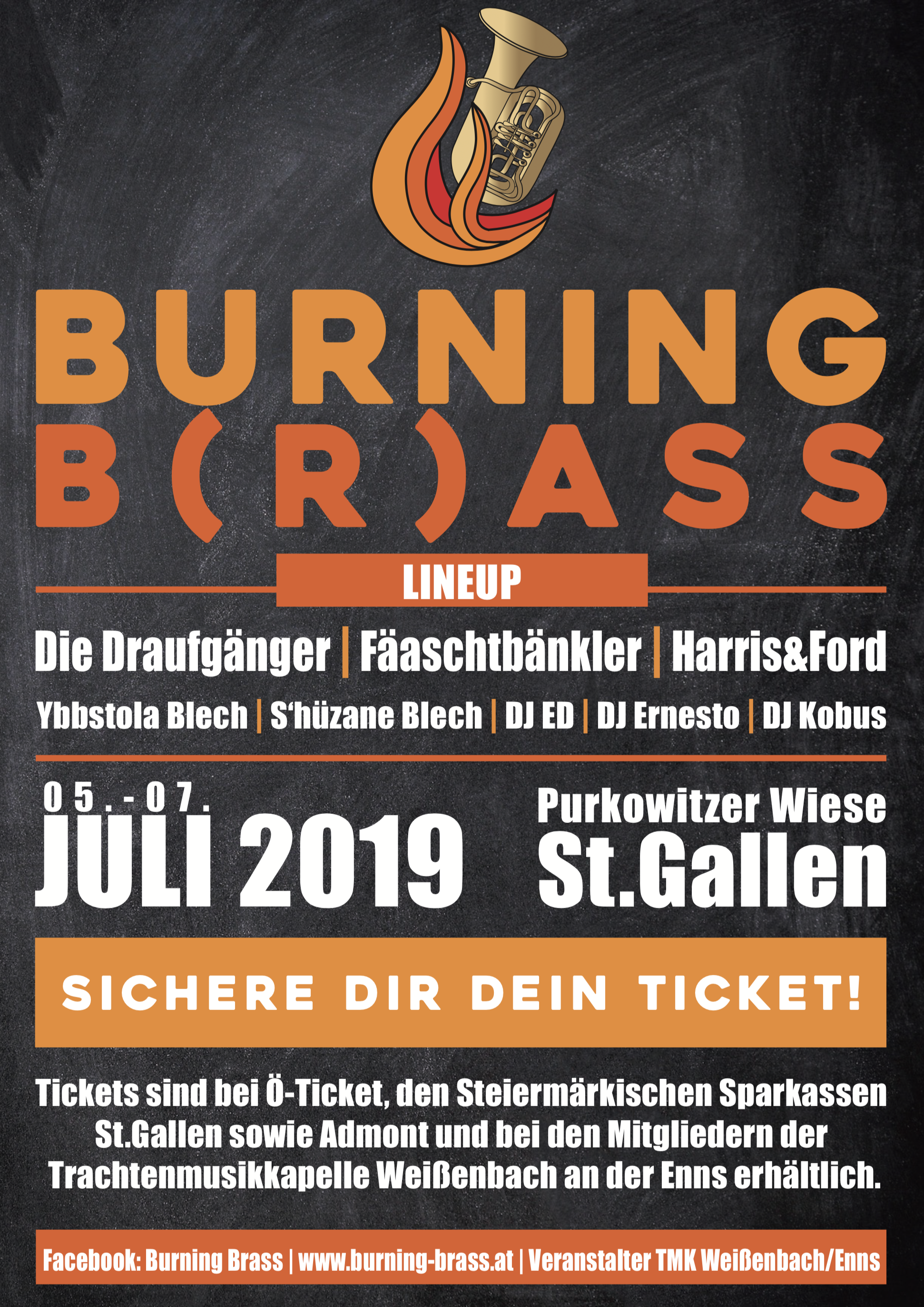 Burning B(r)ass Festival